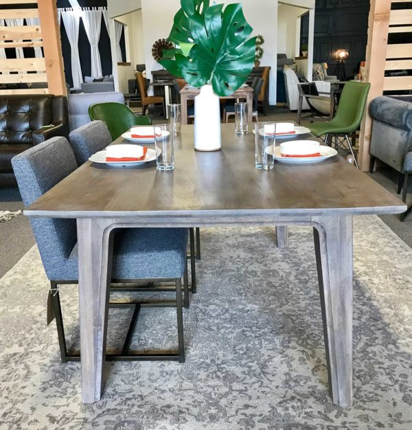 Grey Wash Dining Table