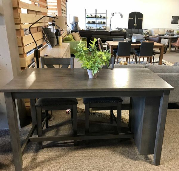 Grey Wash High Table