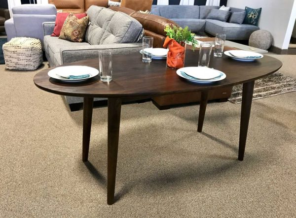 Petite Oval Dining Table